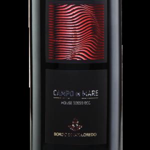 Bottiglia di Campo di Mare Molise Rosso 2018