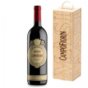 Bottiglia di Campofiorin rosso veronese- della cantina agricola Masi