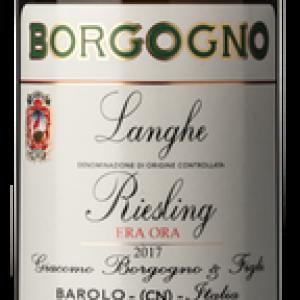 """Bottiglia di Langhe Riesling DOC """"Era ora"""" 2018"""