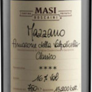 Bottiglia di Mazzano Amarone della Valpolicella Classico 2011